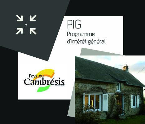 PIG PAYS DU CAMBRESIS (NORD)